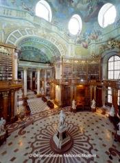 Prunksaal Österr. Nationalbibliothek