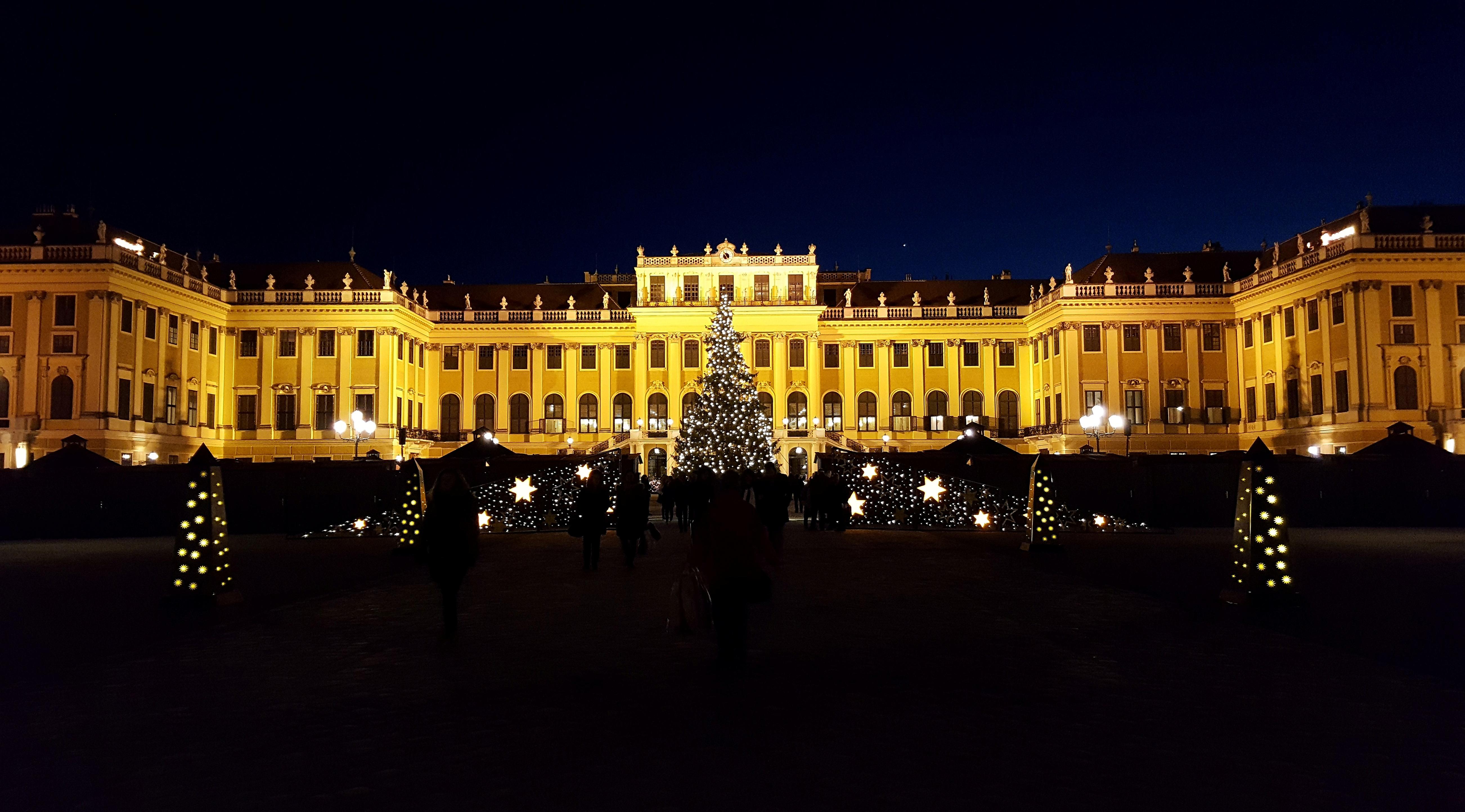Weihnachtliches Wien