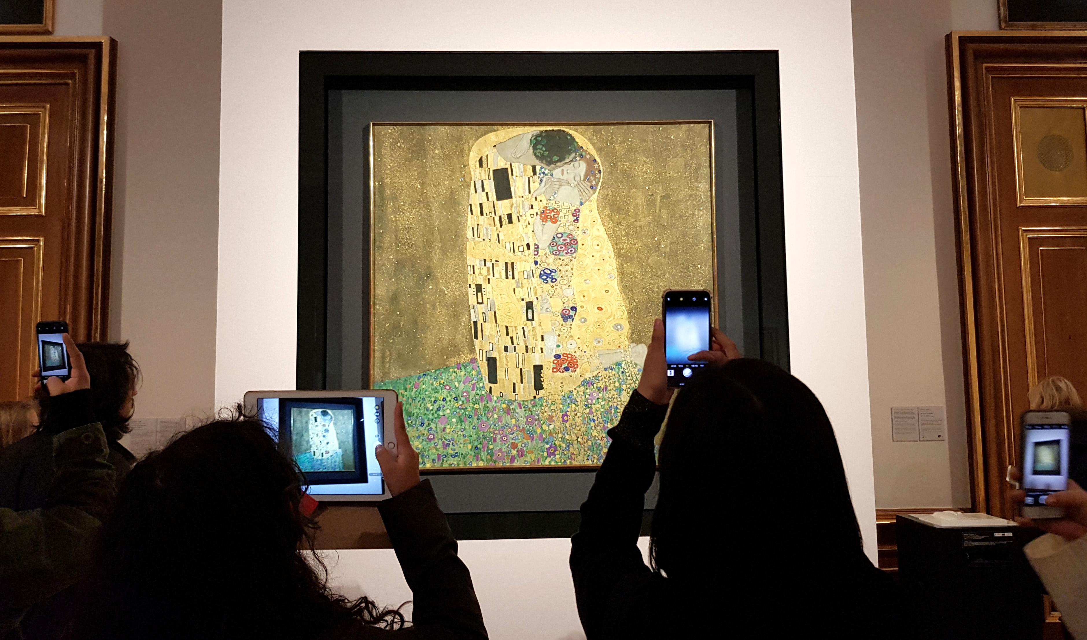 Belvedere Klimt